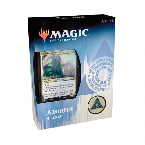 Magic the Gathering Ravnica Allegiance Guild Kit - Azorius