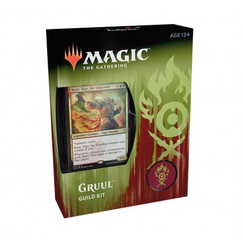 Magic the Gathering Ravnica Allegiance Guild Kit - Gruul