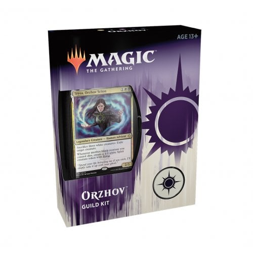 Magic the Gathering Ravnica Allegiance Guild Kit - Orzhov