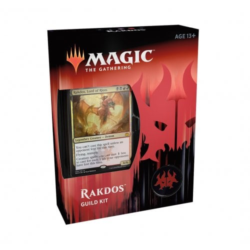 Magic the Gathering Ravnica Allegiance Guild Kit - Rakdos