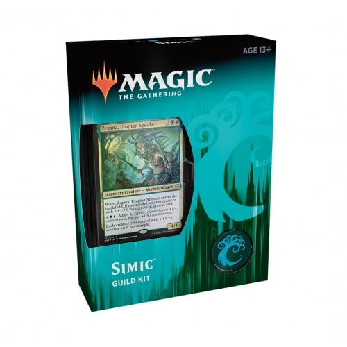 Magic the Gathering Ravnica Allegiance Guild Kit - Simic