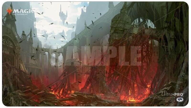 Magic: hrací podložka Ravnica Allegiance - Stomping Ground