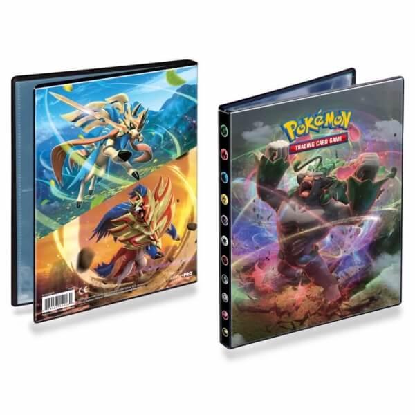 Pokémon: A5 sběratelské album - Sword and Shield - Rebel Clash