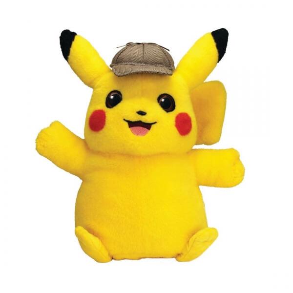 Pokémon interaktivní plyšák Detective Pikachu 35 cm