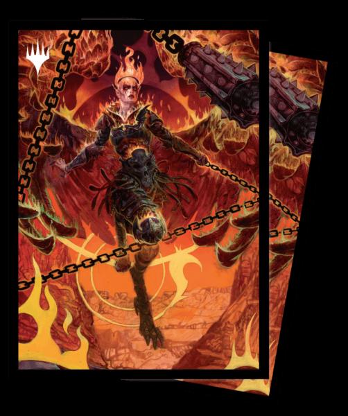 Levně Obaly na karty Forgotten Realms - Zariel, Archduke of Avernus - 100 ks